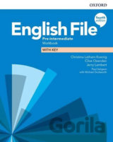 New English File - Pre-Intermediate - Workbook with Key
