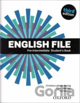 English File Pre-Intermediate Student's book (without iTutor CD-ROM)
