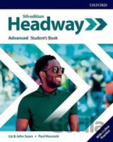 New Headway - Advanced - Student´s Book + Online practice