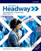 New Headway - Intermediate - Multipack A + Online practice