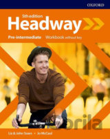 New Headway - Pre-intermediate - Workbook without answer key