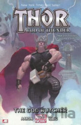 Thor: God Of Thunder Volume 1: The God Butcher
