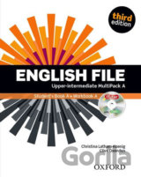 New English File - Upper-Intermediate - MultiPack A