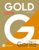Gold B1+ Pre-First New Edition - Coursebook