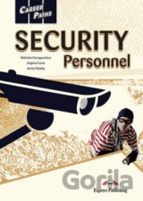 Career Paths - Security Personnel - Student's Book