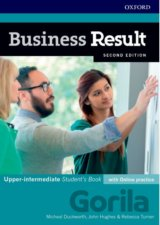 Business Result-  Upper-intermediate - Student's Book with Online Practice