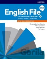 New English File - Pre-Intermediate - Multipack B