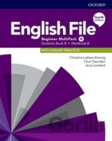 New English File - Beginner - Multipack B