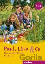 Paul, Lisa & Co A1.1  - Kursbuch
