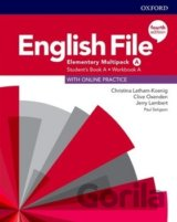 New English File - Elementary - MultiPack A