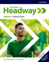 Headway - Beginner - Student's Book with Online practice