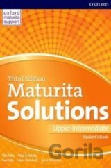 Maturita Solutions - Upper-Intermediate: Student´s Book + Online Pack (SK Edition)
