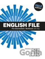 English File - Pre-Intermediate - Workbook with key