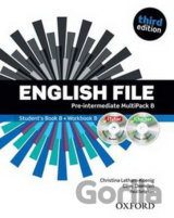 English File - Pre-intermediate Multipack B (without CD-ROM)