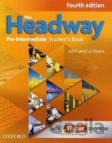 New Headway - Pre-Intermediate - Student's book (without iTutor DVD-ROM)