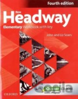 New Headway - Elementary - Workbook with key (without iChecker CD-ROM)