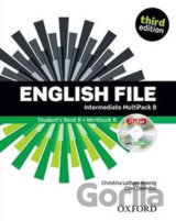 English File - Intermediate Multipack B (without CD-ROM)