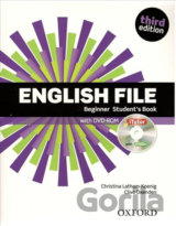 English File - Beginner - Student's book (without iTutor CD-ROM)