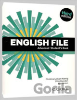 English File - Advanced - Student's book (without iTutor CD-ROM)