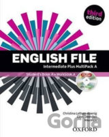 English File - Intermediate Plus Multipack A (without CD-ROM)