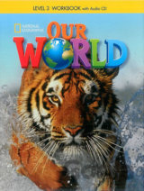 Our World - Workbook with Audio CD