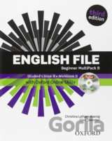 English File - Beginner - Multipack B with Oxford Online Skills