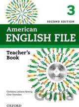 American English File 3: Teacher's Book with Testing Program CD-ROM