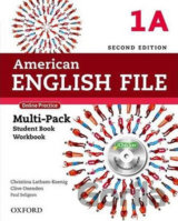 American English File 1 - Multipack A