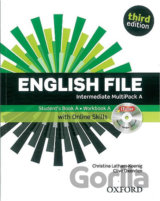 English File - Intermediate - Multipack A with Online Skills