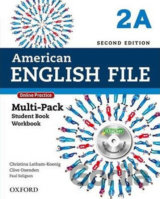American English File 2A - Multipack
