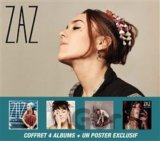 Zaz: Coffret (5 CD + 1 DVD)