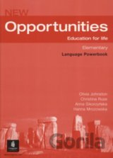 New Opportunities - Elementary - Language Powerbook