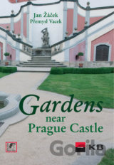 Gardens near Prague Castle