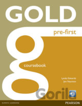 Gold Pre-First 2016 - Coursebook