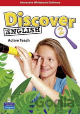 Discover English 2 - Active Teach