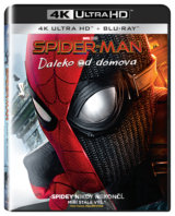 Spider-Man: Daleko od domova Ultra HD Blu-ray
