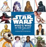 Star Wars: Who's Who in the Galaxy