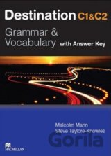 Destination C1 & C2: Grammar and Vocabulary - Student's Book with Key