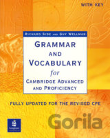Grammar and Vocabulary CAE & CPE Workbook With Key New Edition (Richard Side)