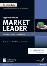Market Leader - Upper Intermediate - Coursebook w/ DVD-ROM Pack
