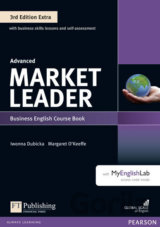 Market Leader - Advanced - Coursebook w/ DVD-ROM Pack