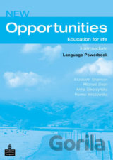 New Opportunities - Intermediate - Language Powerbook