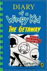 Diary of a Wimpy Kid: The Getaway Book