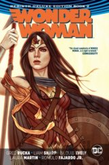 Wonder Woman: The Rebirth