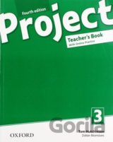 Project 3 - Teacher's Book and Online Practice Pack