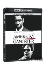 Americký gangster Ultra HD Blu-ray