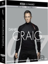 James Bond Daniel Craig Predátoři Ultra HD Blu-ray (4UHD+4BD)
