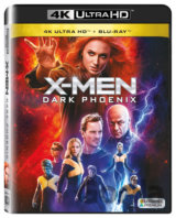 X-men: Dark Phoenix Ultra HD Blu-ray