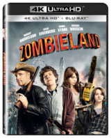 Zombieland Ultra HD Blu-ray