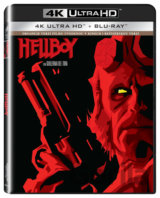 Hellboy (2004) Ultra HD Blu-ray
